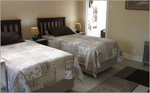 Mbali Self-Catering Unit at Margaret's Place